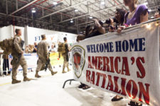 Conduits for Progress: 'America's Battalion' returns successful from Afghanistan deployment