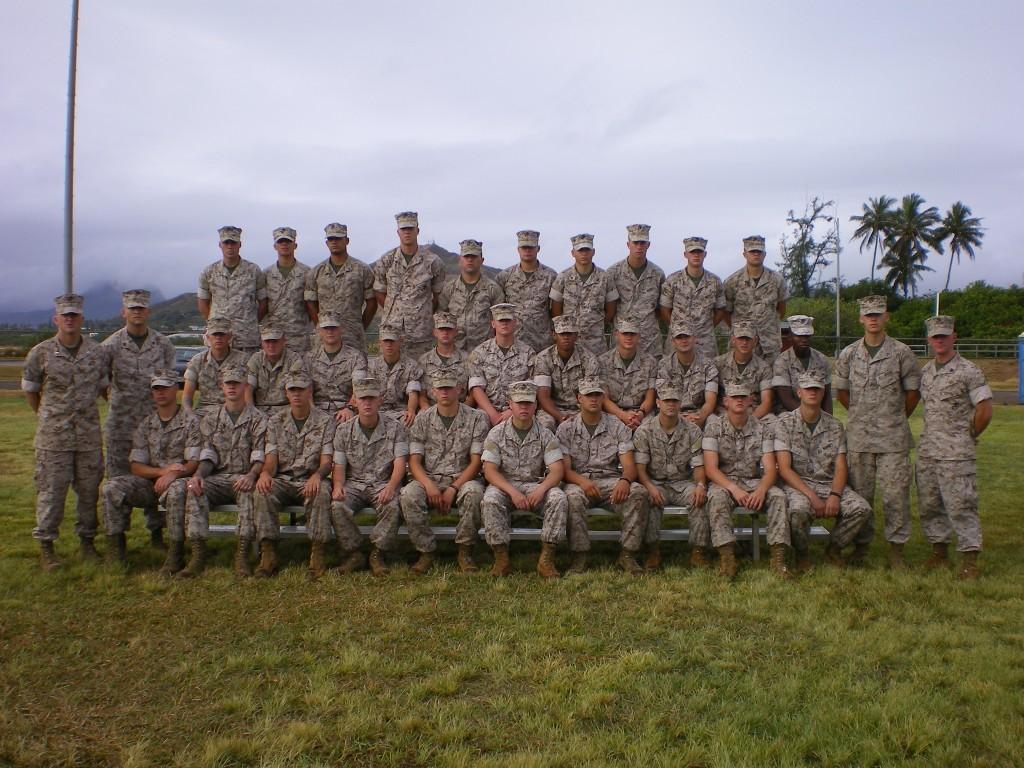 » Kilo Company, Third Platoon 2007 (Hawaii) Task Force Trinity