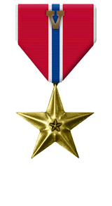 Bronze Star with V