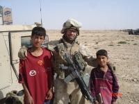 Yull Estrada Rodriguez, Iraq, June 18, 2006