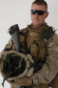 John Burke. Haqlaniyah, Iraq. 2006