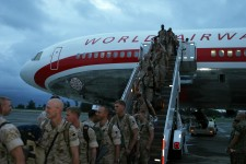 3rd Battalion, 3rd Marine Regiment Return