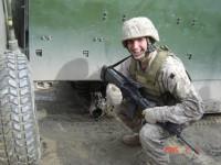 Paul Szoldra, Afghanistan 2005