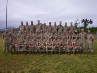 Kilo Third Platoon. Marine Corps Base Hawaii. May 2007.