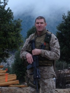 James Sweeny, Afghanistan 2005