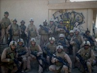 Kilo Mobile Platoon. OP Omar, Iraq. December 2007.