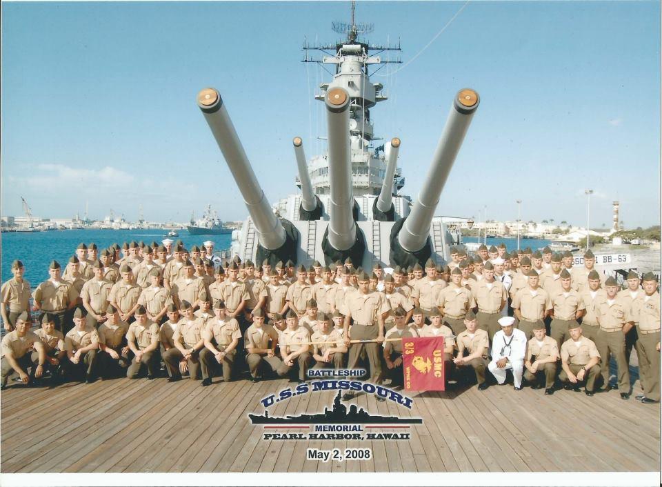USS Missouri 2-May-08