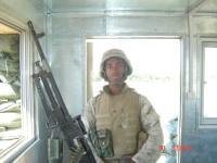 Eric German, Afghanistan.