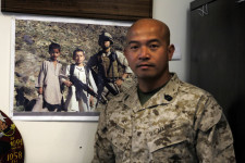Sgt. Maj. Chuong Nguyen, 2013.