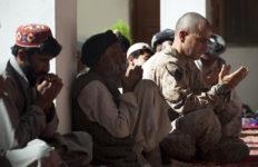 Lt. Col. Matthew J. Palma. FOB Delhi, Afghanistan. November 2011.